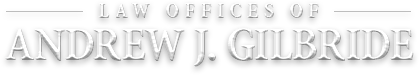 Logo of The Law Offices of Andrew J. Gilbride